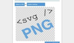 SVG to PNG or JPEG