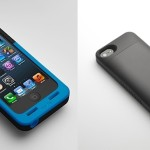 Forget the traditional charger, now the case comes with the charger for your smartphone