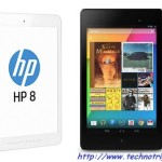 HP launches its new midrange tablet HP8 1401