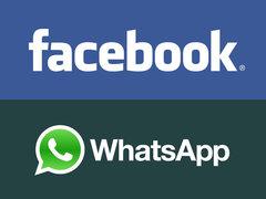 whatsapp and fb