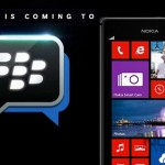After Android and iOS, BlackBerry Messenger for windows phone