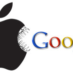 The long battel between Google and Apple came to an end