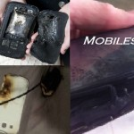Samsung Galaxy S4 and Xiaomi Mi2S are on fire