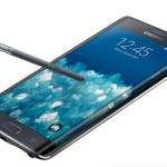 Samsung Galaxy Note Edge, curved Edge screen an Edgeless smartphone