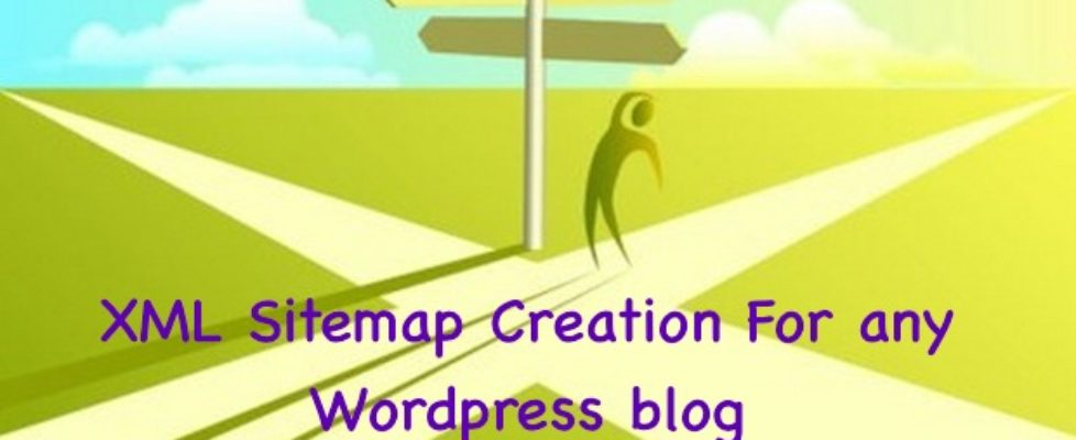 sitemap creating for wordpress blog on technotrigger