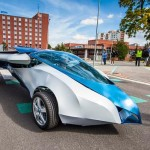 Aeromobil, the flying car take off this month
