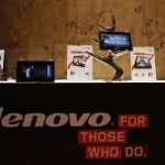 Lenovo becomes the third player in the mobile world