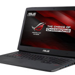 Asus G551 and G771, two laptops for gamers