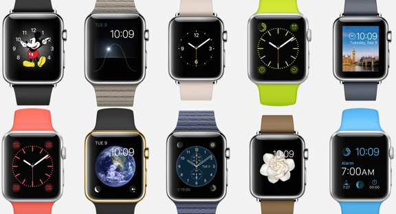 Apple watch faces all 10