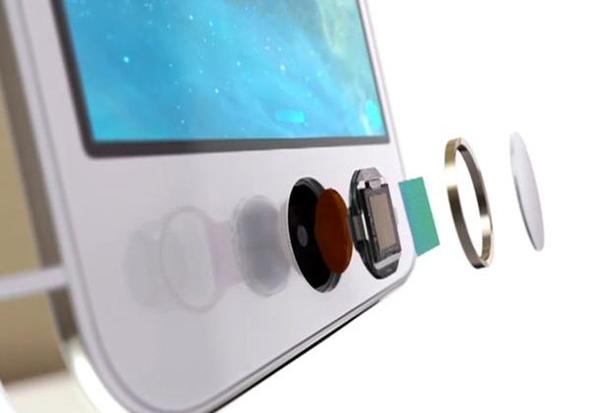 Mi4 Finger print Sensor