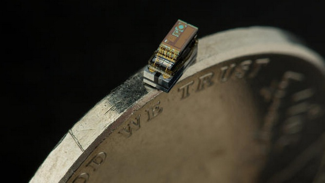 SMALLEST COMPUTER IN THE WORLD