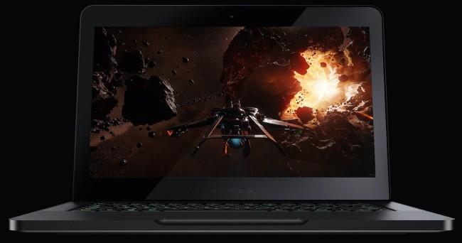 Razer balde QHD+ gaming laptop