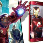 Iron Man Version of Galaxy S6 and S6 edge is coming soon