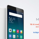 Mi 4i reaching Malaysia on 21 May