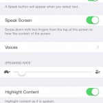 How to make your iPhone read any content or even a book: iPhone's text to speech