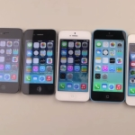 iPhone's Drop test : iPhone 2G to iPhone 6 Plus