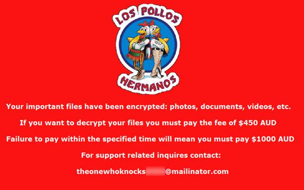 crypto trojan ransomware