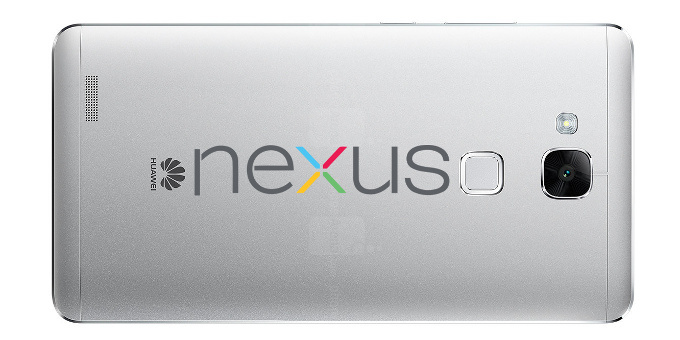 google nexus with huawei