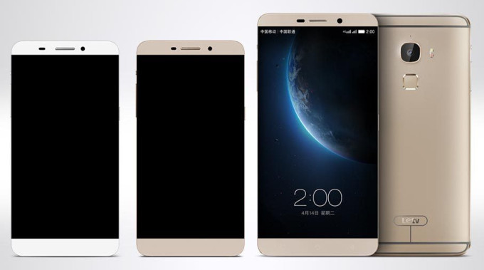 LeTV One Pro and LeTV One Max 4GB RAM Smartphone