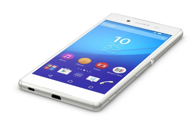 Sony Xperia Z3+ in Europe