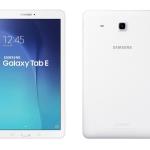 Samsung launches Galaxy Tab E in Taiwan