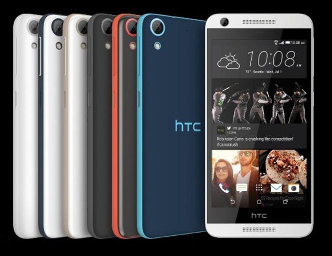 HTC Desire 626s Specs