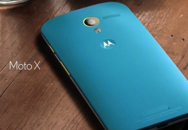 Moto X android 5.1