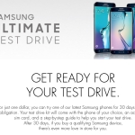 30 days test drive for latest Samsung Smartphone for $1