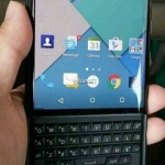 Android based Blackberry Venice Display