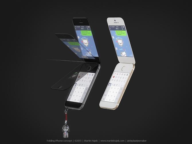 Apple Flip Phone