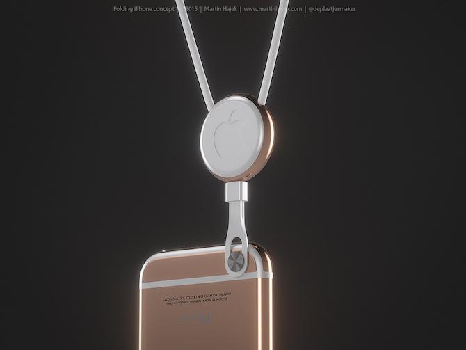Apple flip phone concept