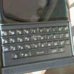Blackberry Venice Android Phone Physical Key