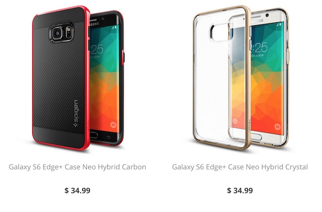 Cases for Galaxy S6 Edge Plus on sale