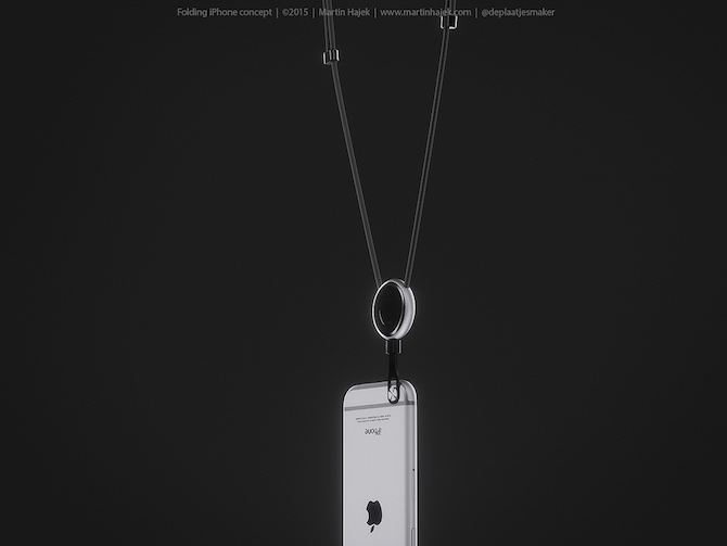 Flip iPhone Concept here
