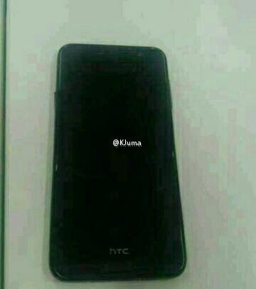HTC Aero Front