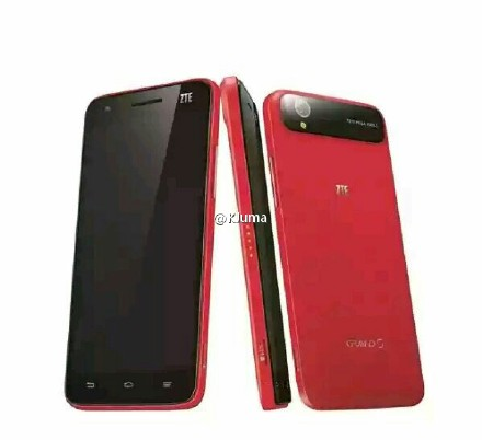 Huawei Nexus 6 Back Copy from ZTE Model
