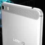 Lenovo PHAB Plus camera speaker and flash