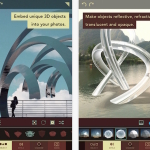 Add 3D effects to Photo : Paid app goes free for iOS