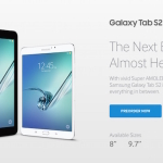 Preorder Samsung Galaxy Tab S2 in the US and Canada