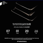 Samsung Teases with 3 devices launch countdown