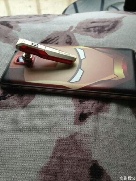 Galaxy Note 3 Iron Man