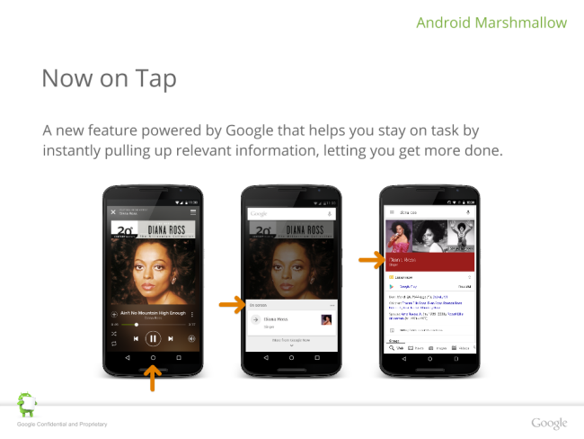 Google Nexus 6P new feature