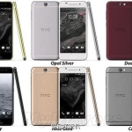 HTC One A9 (Aero) technical Specifications and real images