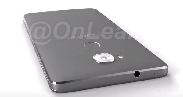Huawei Hono 7 Plus camera and finger print