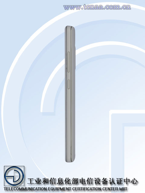 Lenovo K51c78 volume side