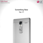 LG would announce 2 new phones on 21 September : LG V10 and LG H740