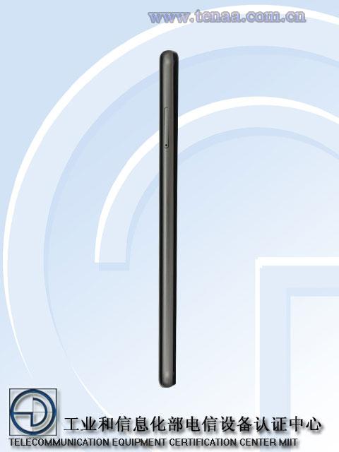 Lenovo PB1-750N side
