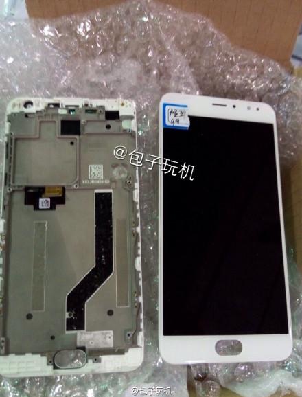 Meizu NIUX MX5 Pro leaked image