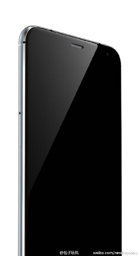 Meizu NIUX MX5 Pro render