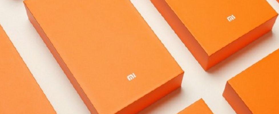 Mi 4c new package in orange